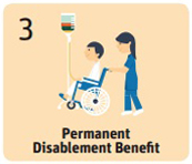 Permanent disablement benefit
