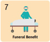 funeral benefit