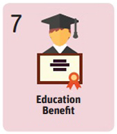 education benefit inv scheme