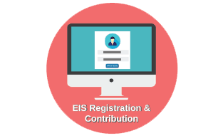REGISTRATION AND CONTRIBUTION ICON ENG